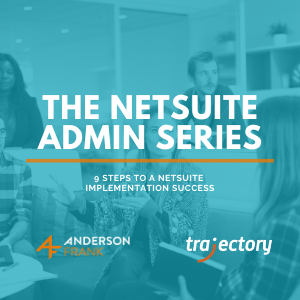 9 steps to a NetSuite implementation success